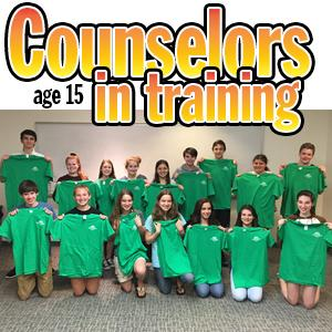 Counselor in training