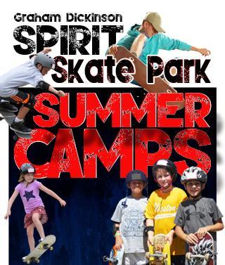 Skate Park Camp