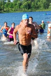 Swim Endurance Training